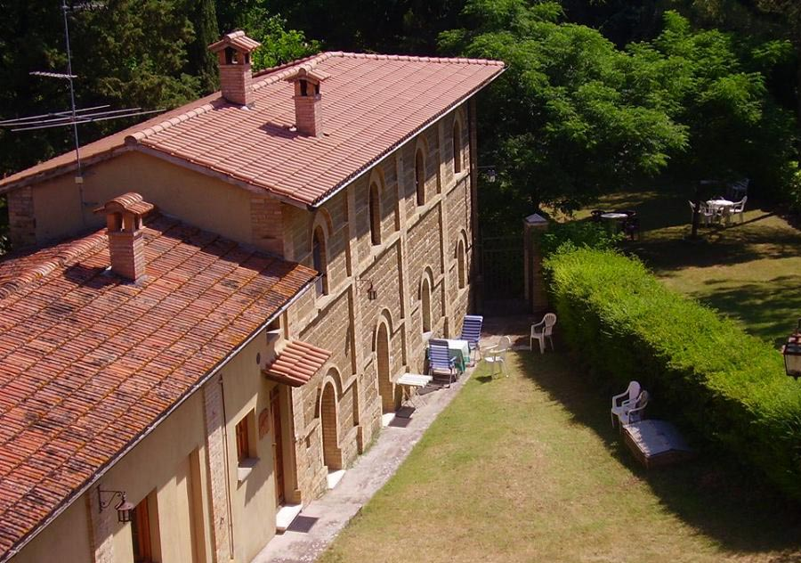 Tranquility in Umbria in the agritourism between Perugia Assisi Gubbio