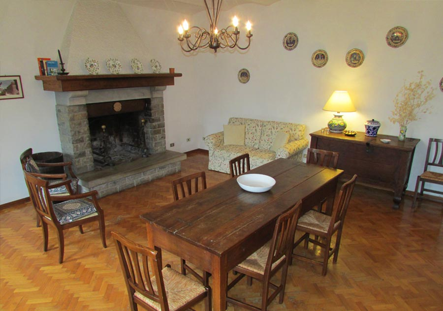 Tranquility in Umbria holidays accommodation between Perugia Assisi Gubbio