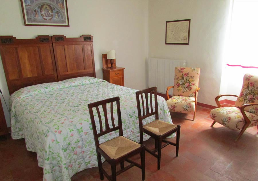 Relaxing holiday apartments Umbria rooms
