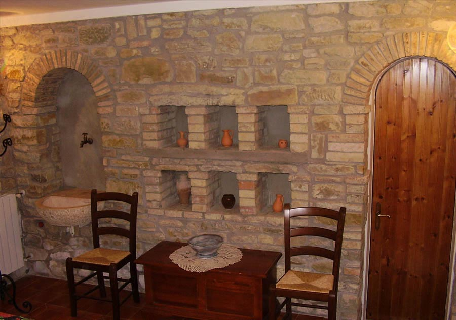 Holiday apartments in Umbria holiday farm