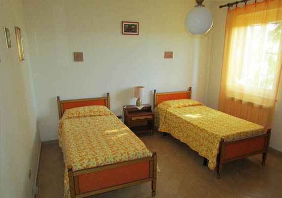 Apartment for 4 people and disabled persons
